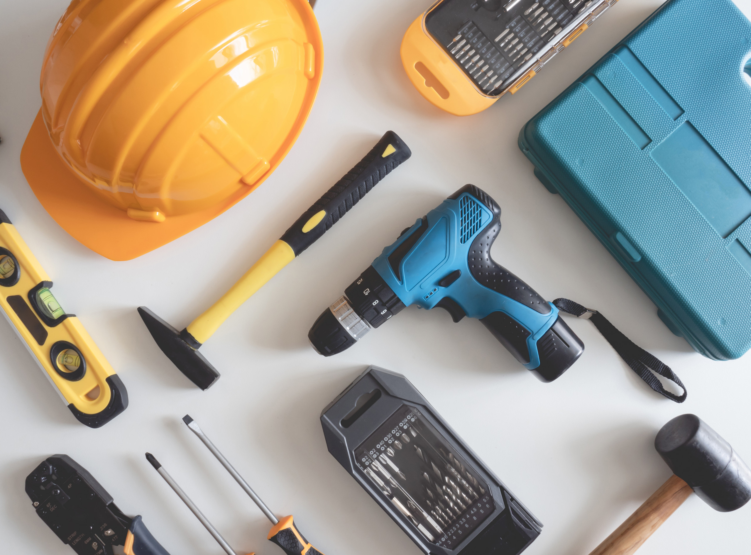 Our DIY services for *all your work